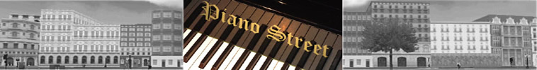Piano Street - piano sheet music